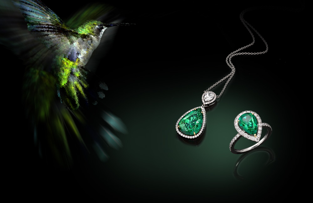 Jewellery Creative Visual