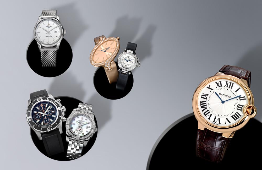 Watches Creative Visual