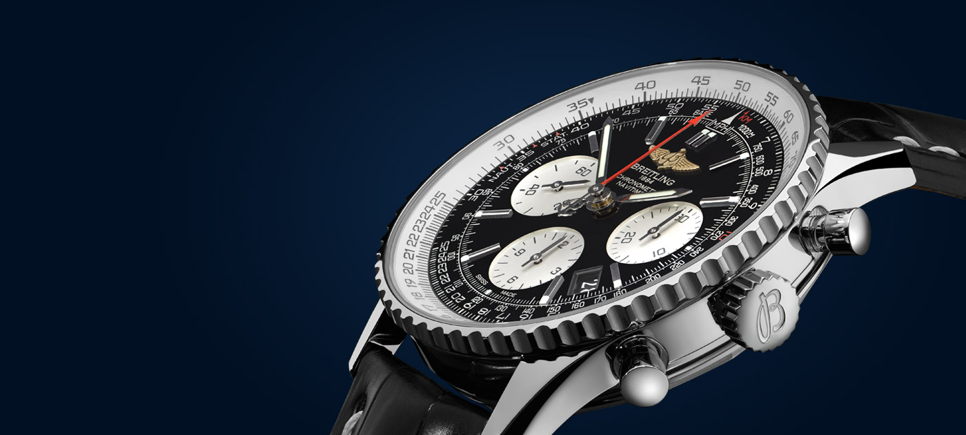 Breitling Watch Photography